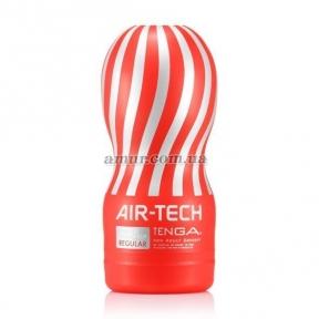 Мастурбатор Tenga Air-Tech Regular, высокая аэростимуляция и всасывающий эффект