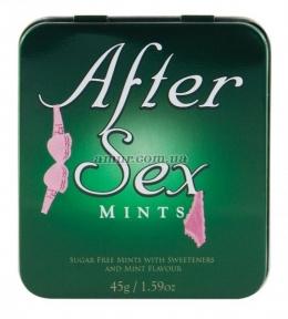 Конфеты в форме пениса «After Sex Mints» 45 г