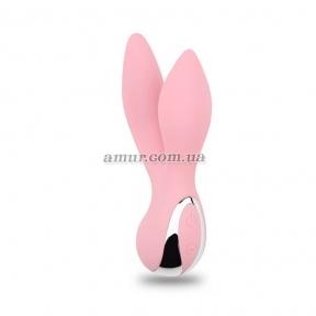 Вибратор «»Aphrovibe Oh My Rabbit» светло-розовый