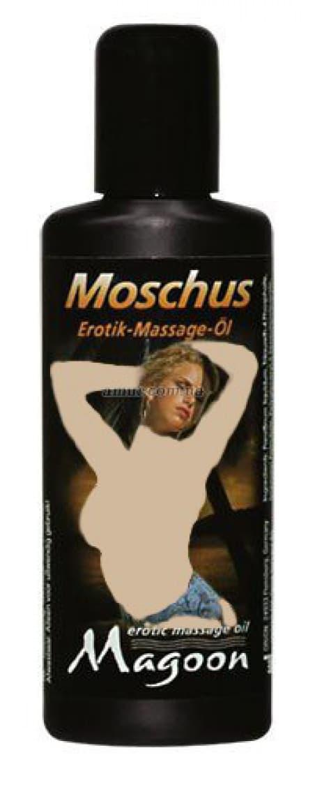 Массажное масло «Moschus» 50 мл