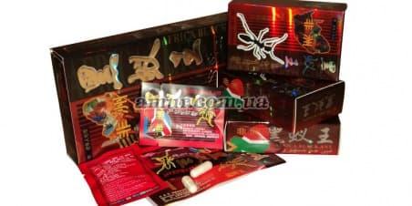 Таблетки для увеличения потенции «Africa Black Ant» 6 таб.