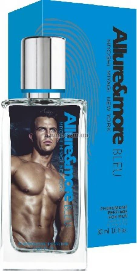 Духи с феромонами мужские «Allure & More Blue» 30 мл