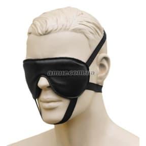 Кожаная маска «XXdreamSToys Leder-Augenmaske»