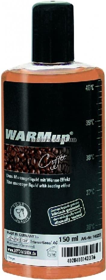 Массажное масло «WARMup Coffie»