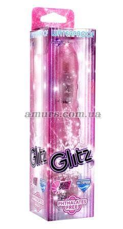 Гелевый вибратор «Glitz Vibe»