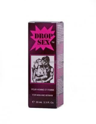 Любовный эликсир «Drop Sex», 20 мл