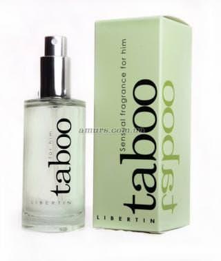 Мужские духи «Taboo for Him» 50 мл