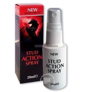 Возбуждающий спрей для мужчин «Stud Action»