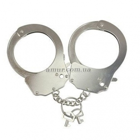 Наручники металлические Adrien Lastic Handcuffs металлические