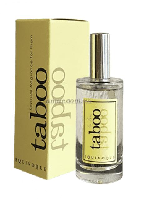 Духи с феромонами «Taboo Equivoque»