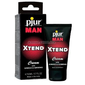Стимулирующий крем для пениса pjur MAN Xtend Cream, 50 мл