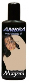Массажное масло «Ambra» 100 мл