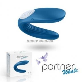 Вибратор для двоих «Partner Whale»