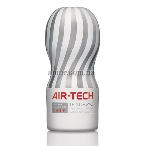 Мастурбатор Tenga Air-Tech Gentle, высокая аэростимуляция и всасывающий эффект