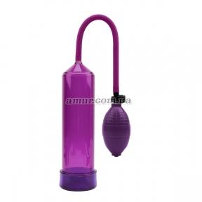 Вакуумная помпа «Stunt Worx» фиолетовая