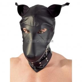 Маска «Lederimitat Dog Mask»