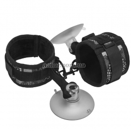 Наручники «Steamy Shades Suction Cuffs»